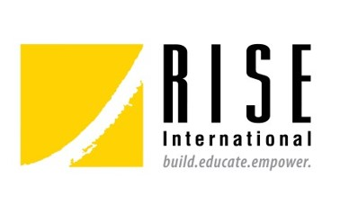 Real Estate with Purpose donation to Rise International